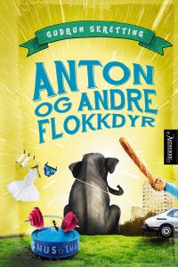 Gudrun Skretting har skrive ei morosam bok om det å ikkje ha den heilt store sjølvtilliten. Anton og andre flokkdyr er andre boka om Anton.