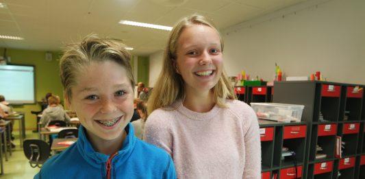 Elevrådsrepresentantar for 7A ved Bogstad skule