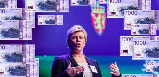 Skulen vil få meir pengar, dersom statsbudsjettet som blei lagt fram i dag blir godtkjent i Stortinget. Foto: Kilian Munch/Flicr