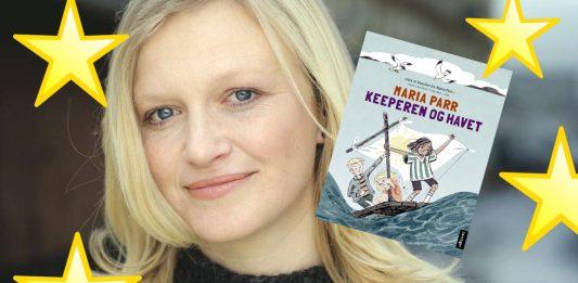 Maria Parr er Brageprisnominert til årets beste barnebok. (Foto: Agnete Brun / Samlaget).