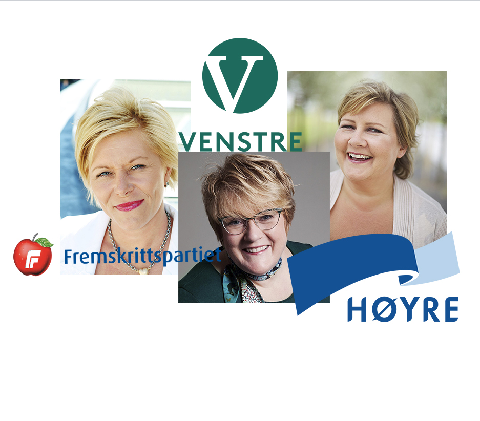 Venstre Inn I Regjeringa Framtidajunior No